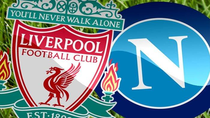 LIVERPOOL VS NAPOLI DI LIGA CHAMPION