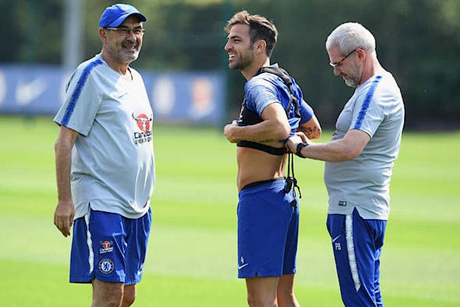 Chelsea Harus Segera Cari Pengganti Fabregas