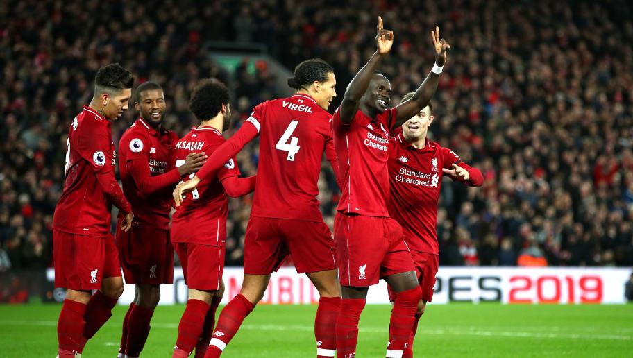 Rahasia Miliki Liverpool Untuk Bertahan Di Puncak Klasemen