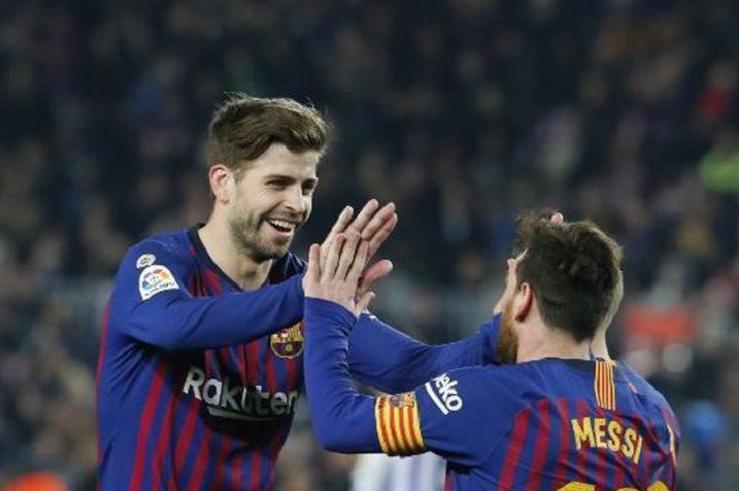 Lionel Messi Pastikan Memang Liga Champion