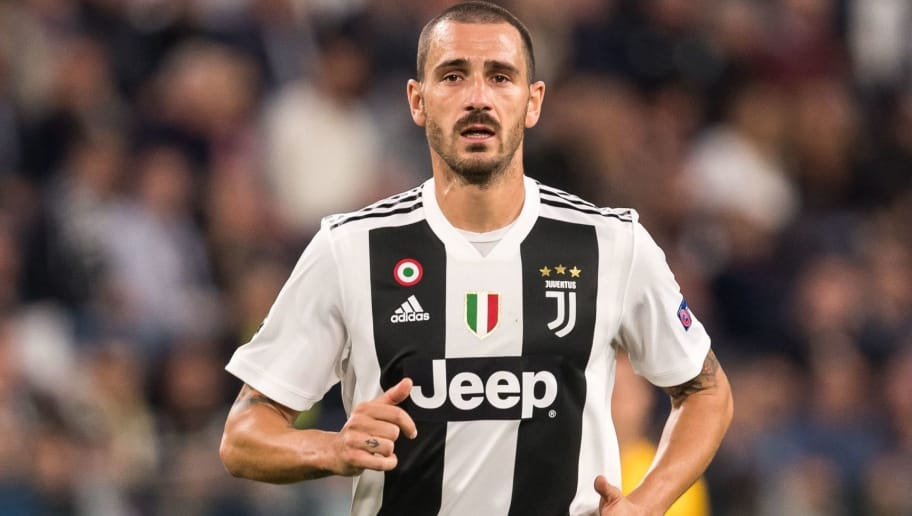 Bek Juventus Bonucci memperbaiki pernyataan tentang rasisme