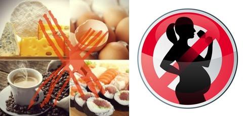 Makanan yang Harus Dihindari Oleh Ibu Hamil