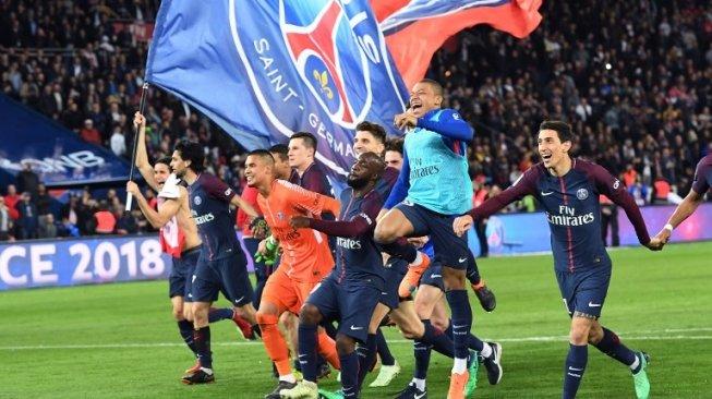 PSG Menjadi Juara setelah Mengalahkan As Monaco