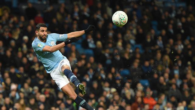 Striker Riyad Mahrez Dirinya Dikabarkan Masih Mempunyai Keiginan Yang Besar Untuk bertahan DI Manchester City