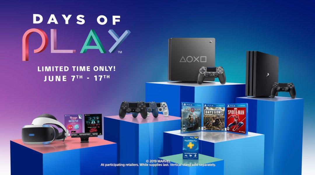 PlayStation Days of Play Sale Kembali Dan Melakukan Diskon Di Hardware PS4 Dan Ekslusifnya