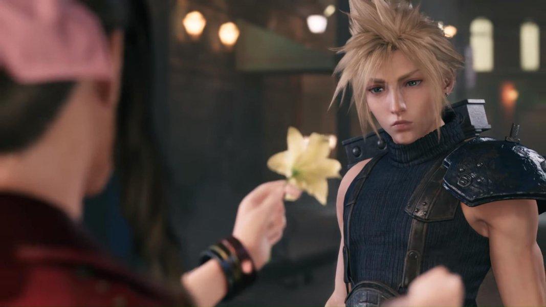 Final Fantasy 7 Remake Akan Bisa Dimainkan Di PS5