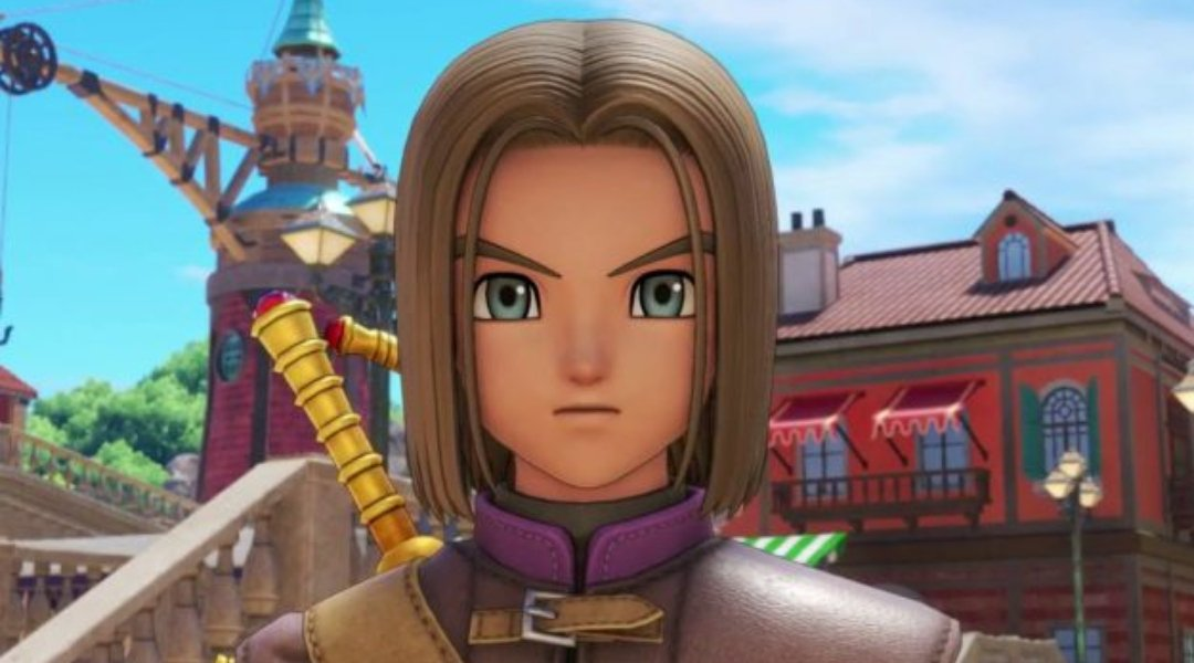 Square Enix Mengkonfirmasi Dragon Quest 12
