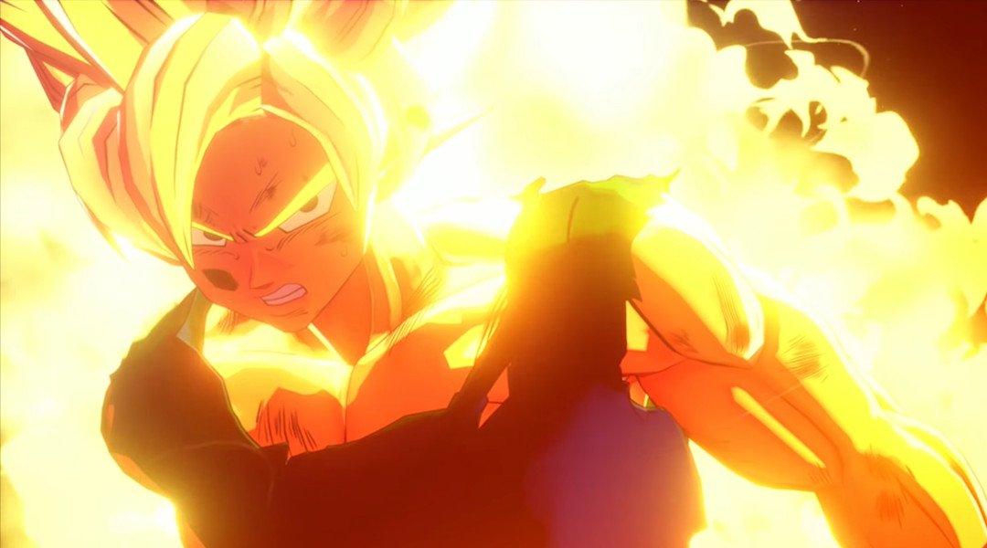 Karakter Dragon Ball Z Kakarot Karakter Yang Sudah Dikonfirmasi Saat Ini