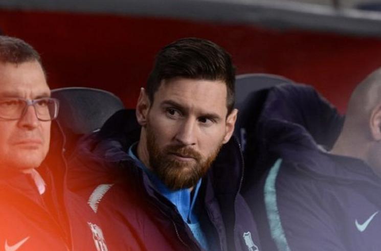 "Lionel Messi Akan Pensiun dari Barcelona ""ujar Presiden Barcelona"""