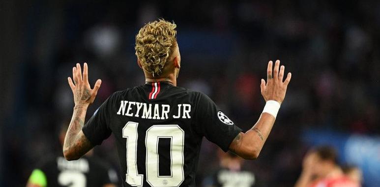 Neymar Dapat Nasehat dari Jose Mourinho agar Sejajar dengan Pemain Bintang Dunia.