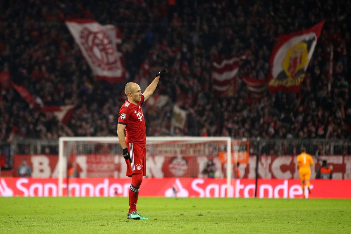 Robben Khawatir Bayern Munich Adalah Klub Terakhirnya