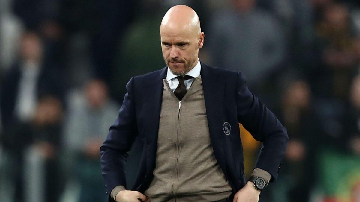 Ten Hag kecewa dengan 'kesembronoan' Ajax di fase terakhir melawan Vitesse