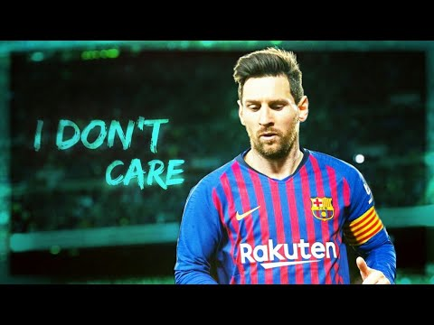 Messi tidak peduli dengan Sepatu Emas keenam