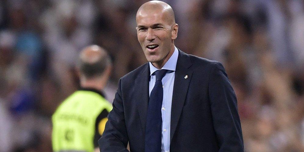 Zidane tenang bahwa musim dramatis Real Madrid akhirnya berakhir