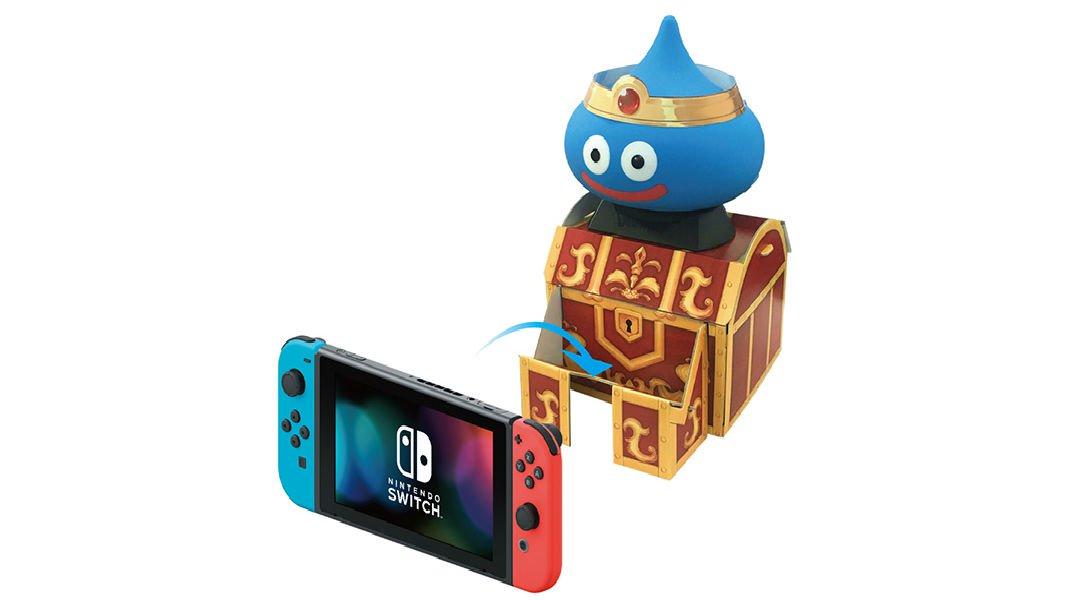 Dragon Quest Slime Switch Controller Akan Dirilis Di Jepang