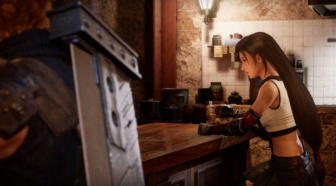 Devs Final Fantasy 7 Remake Disuruh Untuk Memberi Batas Dada Tifa