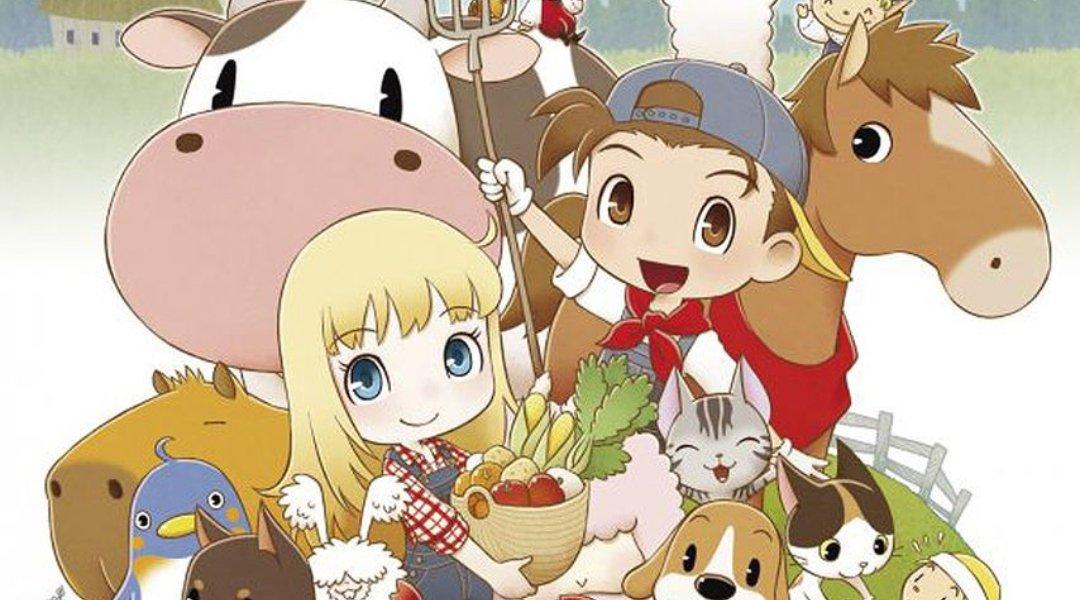 Harvest Moon Friends of Mineral Town Mendapatkan Remake Di Switch Diumumkan Melalui Trailer Gameplay