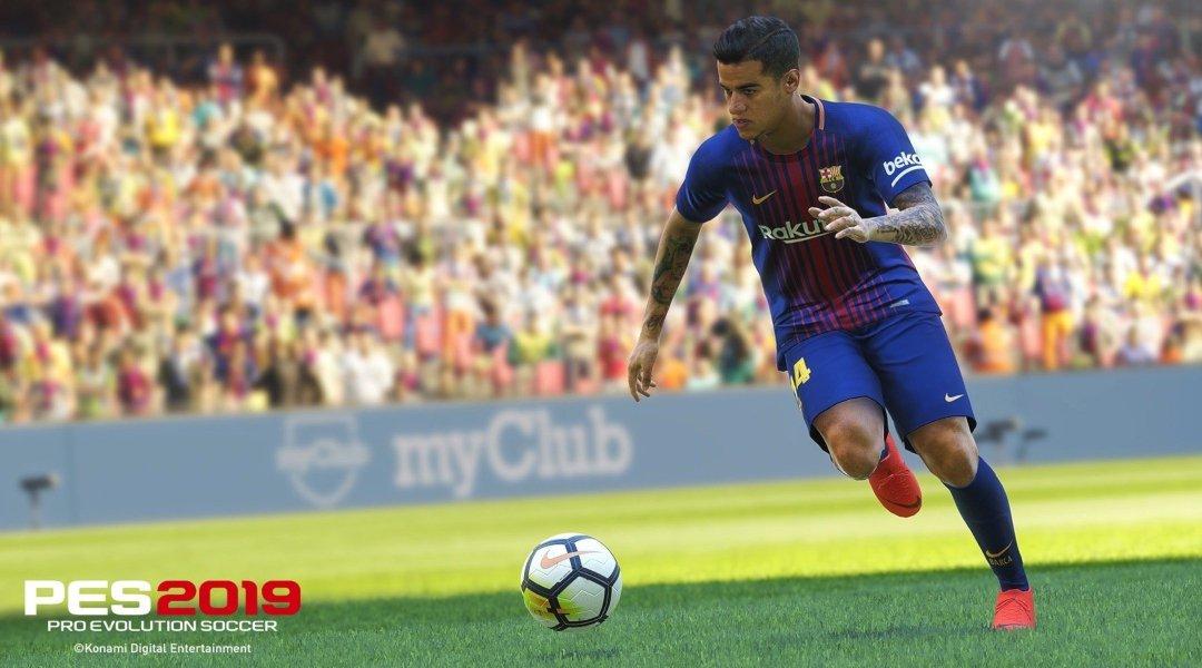 PlayStation Plus PES 2019 Diganti Oleh Sony Bukan Diganti Oleh Konami